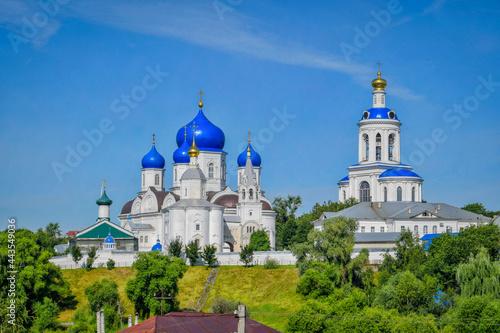Fototapeta Orthodox monastery in Bogolyubovo, Vladimir region