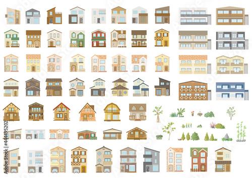 Foto House building vector