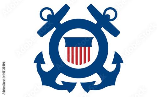 Fotografie, Obraz Coast guard poster