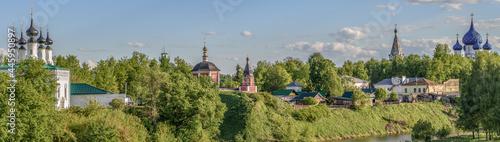 Fotografie, Obraz Suzdal panorama