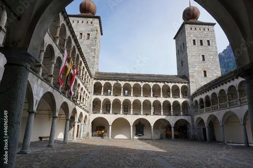 Cuadros en Lienzo château de Brig