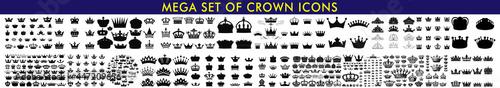 Fotografia Crown Icons