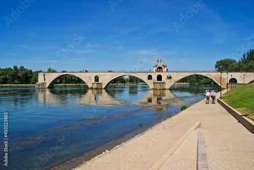 Fototapeta premium Avignon, Prowansja, Francja