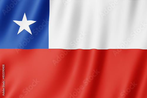 Foto Chile flag