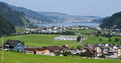 suisse centrale Fototapeta