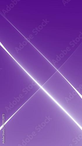 Abstrakter Hintergrund 4k lila Lavendel hell dunkel schwarz Neon Wellen und Linien Smartphone