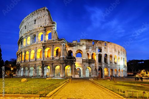 Fotografia Colosseo