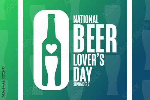 Foto National Beer Lover's Day