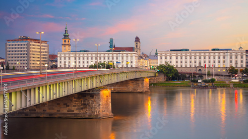 Obraz na płótnie Linz, Austria