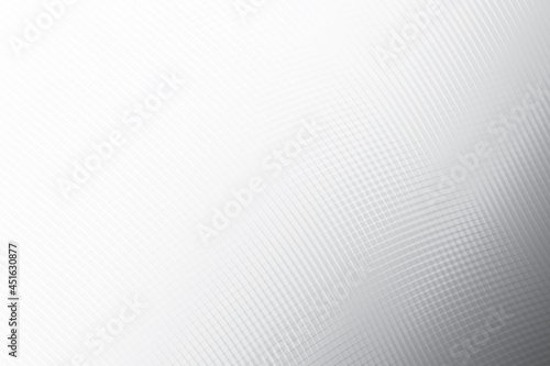 Abstract white and gray color, modern design background with geometric shape. Vector illustration.