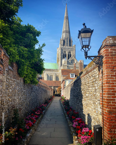 Chichester Cathedral Fotobehang