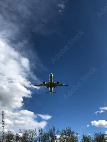 Slika na platnu Airplane