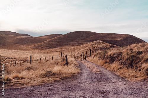 Billede på lærred Camino a Piedra del Molino