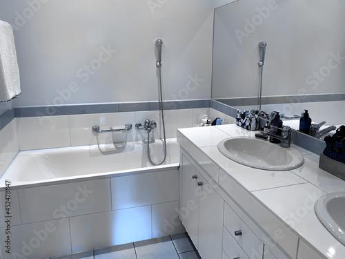 Slika na platnu Salle de bain