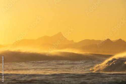 Byron Bay at sunset, Byron Bay Australia Fototapet