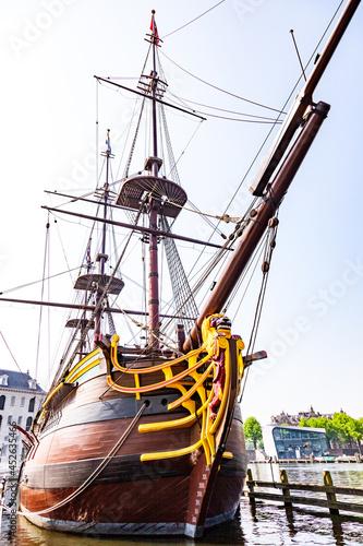 Valokuvatapetti sailing ship