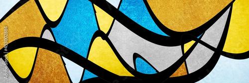 Fotografie, Obraz stained glass window