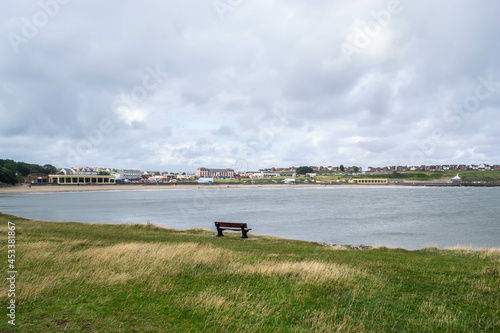 Photo Friars Point on Barry Island in Wales