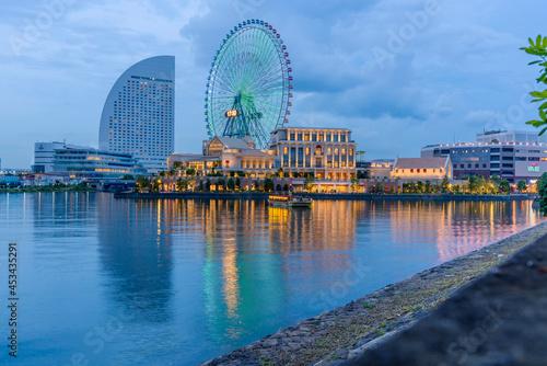 Fototapeta Yokohama Japan