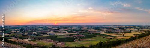 Fényképezés Stunning sunset