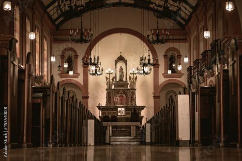 Canvas-taulu igreja matriz
