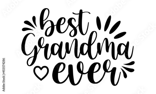Valokuva Best grandma ever SVG, Grandma Loading, Grandma Loading SVG, Grandma vector, Soo