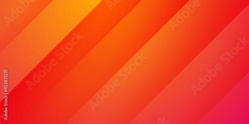 Fényképezés Orange yellow abstract background