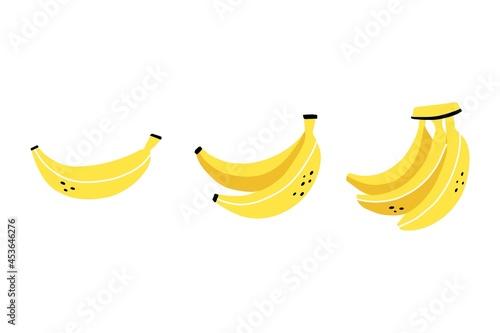 Fotografia Bananas set
