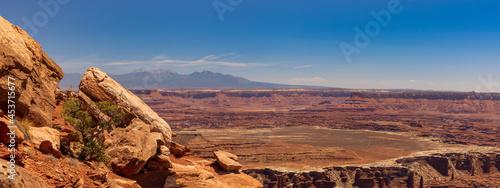 Fotografia Canyon Lands