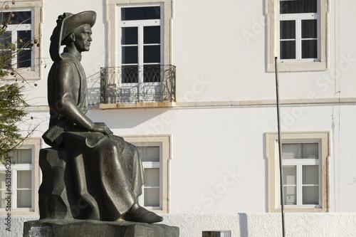 Obraz na plátne statue of Infante D