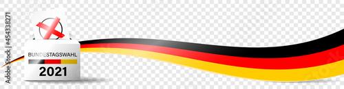 Fotografering Bundestagswahl 2021 Deutschland
