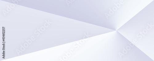 Foto white geometric, soft paper, abstrac background, wallpaper design, wall art, pat