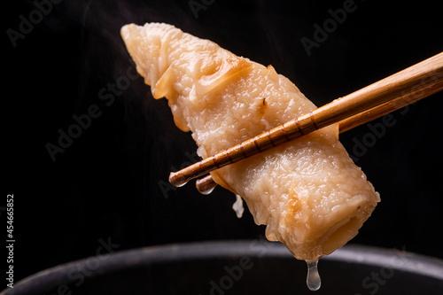 おでん 冬の食べ物 居酒屋 あたたかい食べ物 ほっこりする食べ物 日本料理の定番 Fotobehang