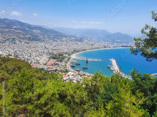 Fotografie, Obraz view of the bay