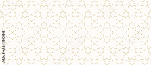 Photo Vector abstract geometric seamless pattern