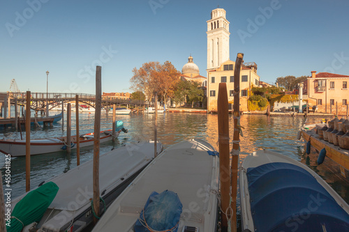 Slika na platnu San Pietro di Castello, Venezia