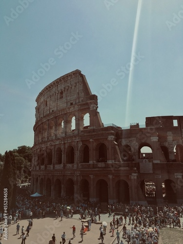Canvas colosseum