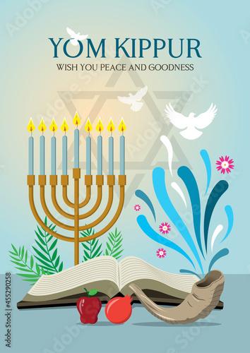 Photo Happy Yom Kippur