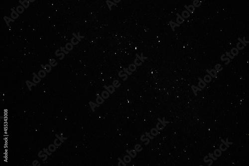 Starry night dark background Fototapet