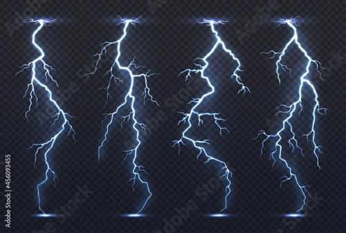Fotografia Lightning