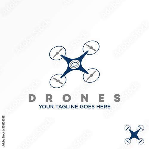 Fotografia Drone logo