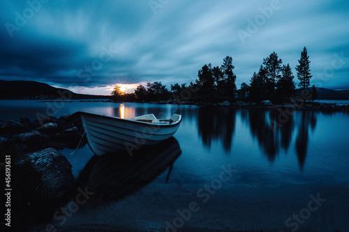 Fototapeta ruderboot