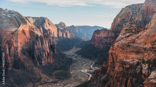 Foto zion national park, brayscanyon national park, arches national park, grand canyo