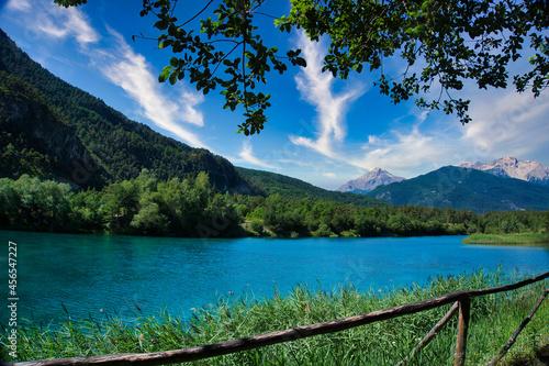 Slika na platnu Lago d'Orfù, Val di Susa, Torino