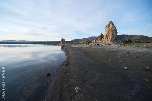 Mono Lake Tufa Fototapeta