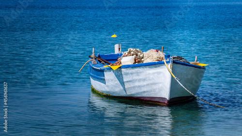 Obraz na płótnie Barque de pêche