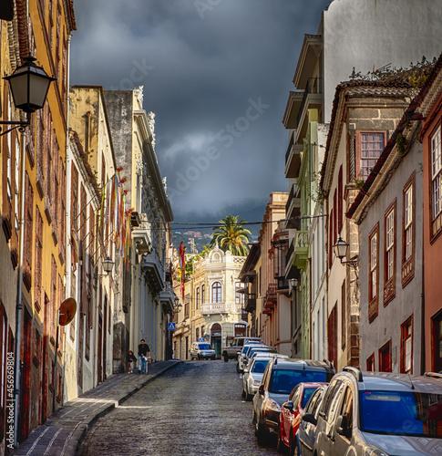 Fotografie, Obraz La Orotava - Tenerife, churches, monasteries and city views