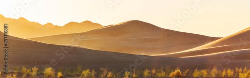 Fotografiet Sand desert