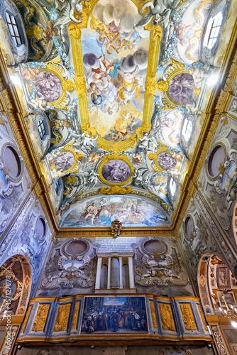 Tela Todi Umbria Italy. Chiesa della Nunziatina (Nunziatina Church)
