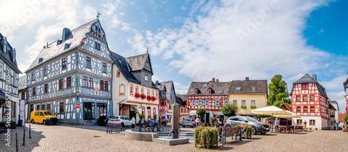 Fotografía Marktplatz, Bad Camberg, Hessen, Deutschland